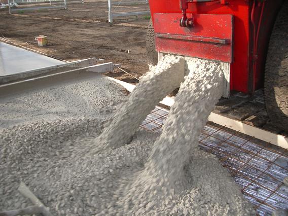 Технология производства бетона: основные требования